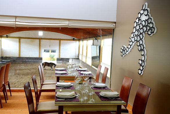 Restaurante - Centro Equestre Vale do Lima