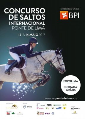 Internacional Jumping Competition in Ponte de Lima