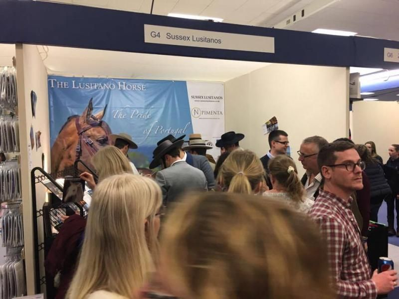Ponte de Lima participou no The London International Horse Show