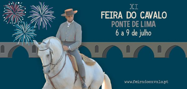 "FAIR PONTE DE LIMA HORSE OPENS NEXT THURSDAY, AFTER BEING HONORED AS ""EVENT OF THE YEAR"""